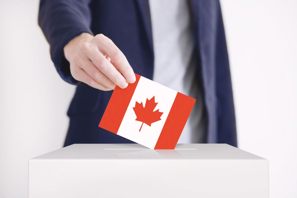 How to vote in Canada